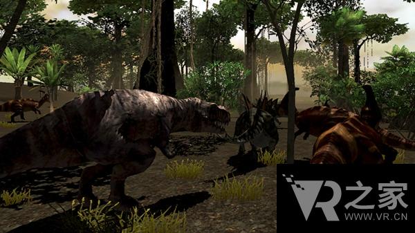 丛林恐龙(Jungle Dino)