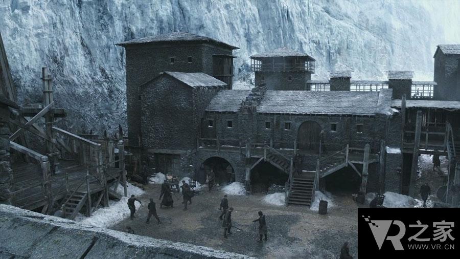 黑城堡(Castle Black)