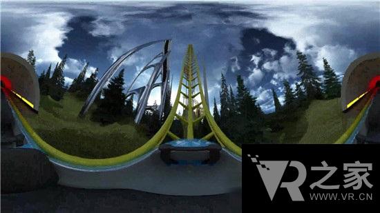 全景过山车(Montana Rusa 360 VR)