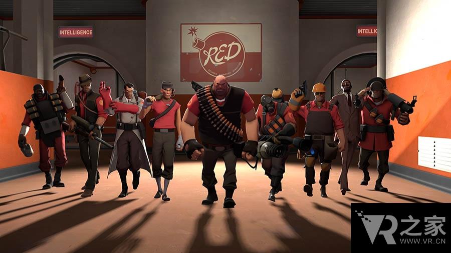 军团要塞2(Team Fortress 2)