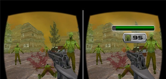 憎惡的喪尸(Zombie Abomination VR)