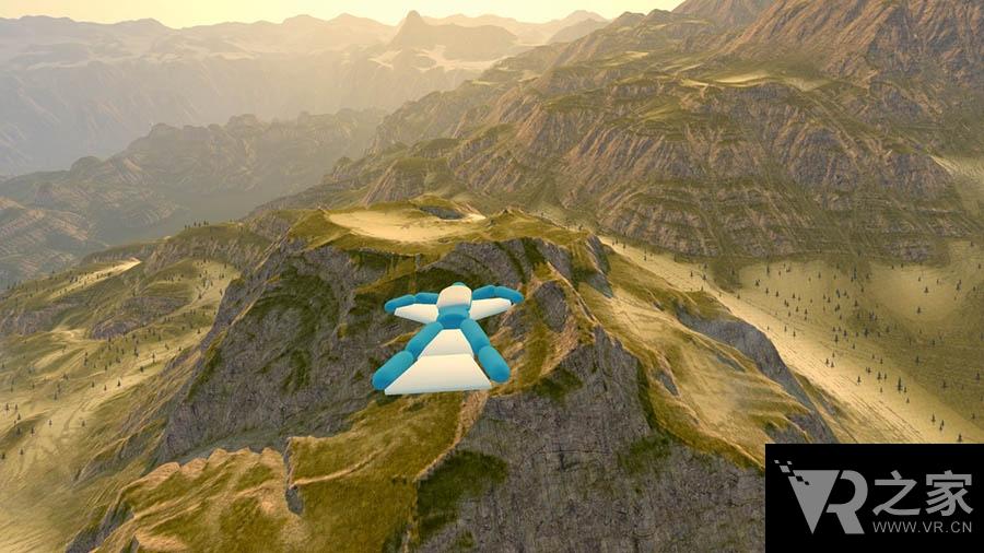 滑翔模拟(Volo Airsport)