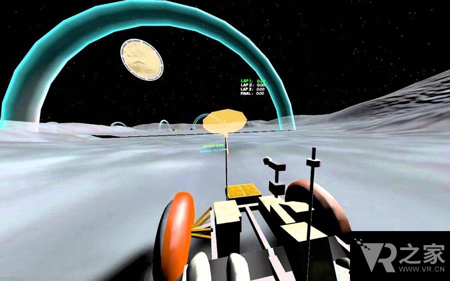 月球赛车(WrenAR Rover Racing)