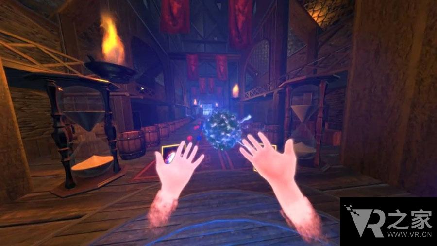 术士(Warlock VR)