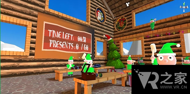 圣诞大作战(Santa's Slave Drive)