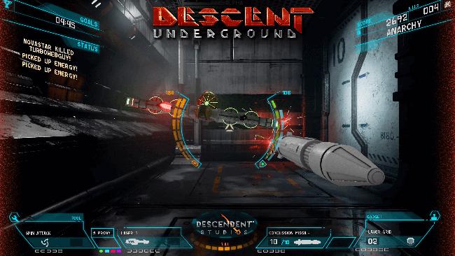 血统:地下世界(Descent: Underground)