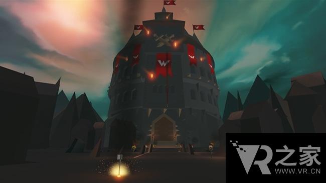 我的勇士(World Of Warriors VR Experience)