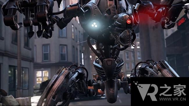 Showdown VR demo