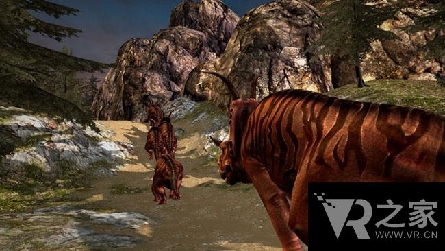 恐龙乐园PC(DinoTrek VR Experience)