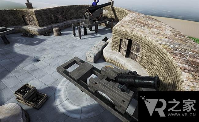 碉堡(Martello Tower Z)
